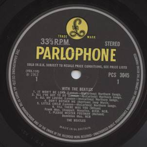 Albums (Beatles & related)